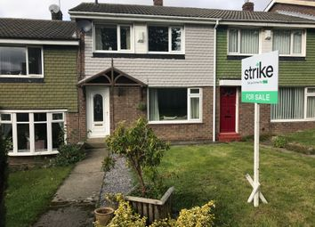 Thumbnail 3 bed terraced house for sale in Crathie, Birtley, Chester Le Street