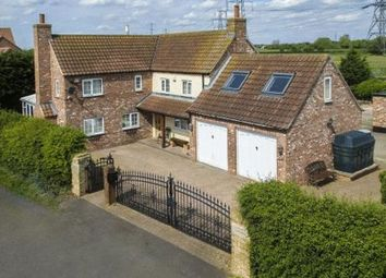 Thumbnail 4 bed detached house for sale in Main Street, Laneham, Retford