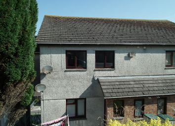 Thumbnail 2 bed flat for sale in The Downs, Wes Looe, Cornwall