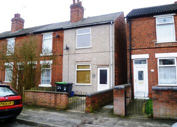 Thumbnail 2 bed end terrace house to rent in Carnarvon Grove, Huthwaite, Sutton-In-Ashfield