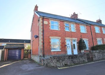 Thumbnail 3 bed end terrace house for sale in Holyoake Villas, Mill Lane, Chard