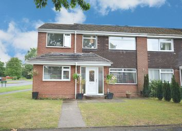 Thumbnail 4 bed semi-detached house for sale in Brookside, Shirley, Solihull