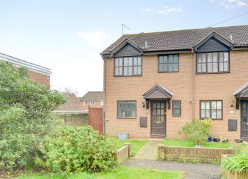 Thumbnail 3 bed end terrace house for sale in Little Pembrokes, Downview Road, Worthing