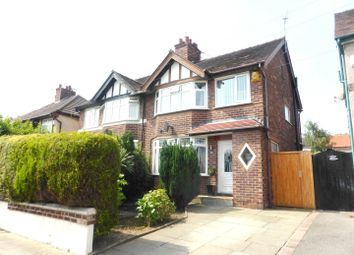 Thumbnail 3 bed property for sale in Melville Road, Bebington