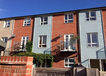 Thumbnail 4 bed town house for sale in Chieftain Way, St. Thomas, Exeter
