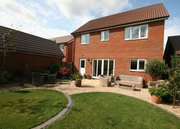 Thumbnail 4 bed detached house for sale in Brickworks Road, Chilton Trinity, Bridgwater