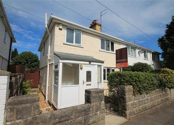 Thumbnail 3 bed semi-detached house to rent in Library Road, Branksome, Poole