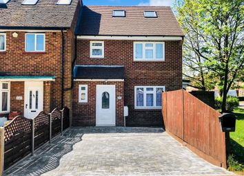 3 bed end terrace house for sale in Horseshoe Lane, Watford WD25