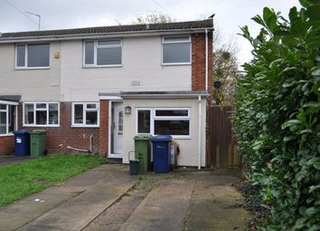 Thumbnail 3 bed end terrace house to rent in Sussex Gardens, Hucclecote, Gloucester