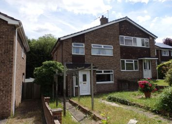 Thumbnail 3 bed semi-detached house to rent in Oakhurst Court, Loughborough