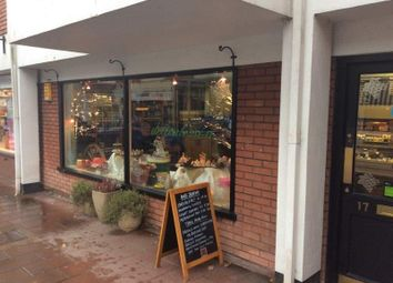 Thumbnail Restaurant/cafe for sale in 17 High Street, Budleigh Salterton