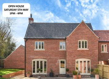 Thumbnail 4 bed link-detached house for sale in The Street, Weybourne, Holt