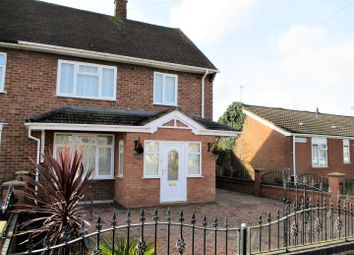 Thumbnail 3 bed semi-detached house for sale in Deans Road, Wolverhampton