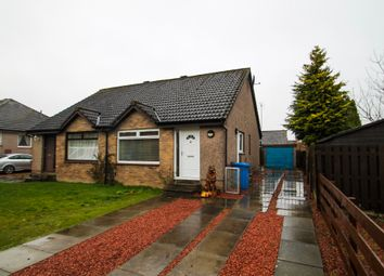 Thumbnail 2 bed semi-detached bungalow for sale in Primrose Place, Livinston, Livingston, Livingston