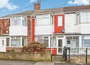 2 bed terraced house for sale in Lamorna Avenue, Hull HU8