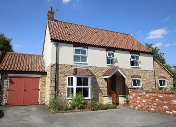 Thumbnail 3 bed detached house for sale in Farriers Courtyard, Ingham, Lincoln
