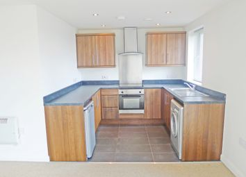Thumbnail 2 bedroom flat to rent in Castle View Place, Stafford