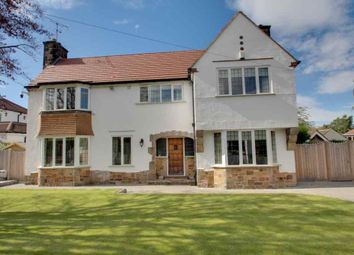 Thumbnail 4 bed detached house for sale in Ancaster Road, Weetwood, Leeds