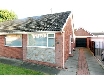 Thumbnail 2 bed semi-detached house for sale in Sutton Close, Darlington