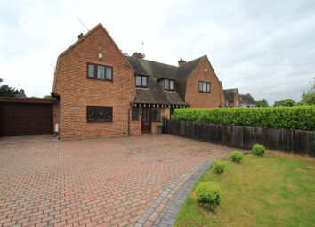 Thumbnail 3 bed semi-detached house for sale in Wolverhampton Road, Penkridge, Stafford