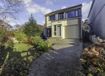 Thumbnail 3 bed detached house for sale in Upper Mill, Pontarddulais, Swansea