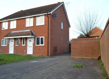Thumbnail 2 bed property to rent in Scopes Road, Kesgrave, Ipswich