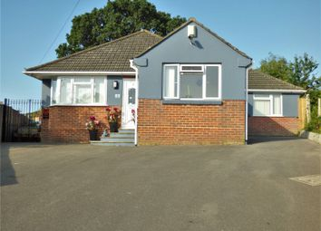 Thumbnail 4 bed bungalow for sale in Holly Green Rise, Bear Cross, Bournemouth