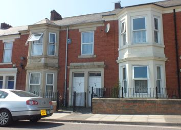 Thumbnail 5 bed flat for sale in Ladykirk Road, Newcastle Upon Tyne
