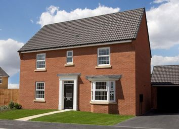 "Thumbnail 4 bed detached house for sale in ""Layton"" at Boroughbridge Road, Knaresborough"