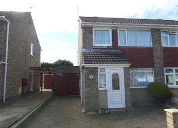 Thumbnail 3 bedroom semi-detached house to rent in Calder Road, Lincoln