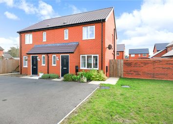 Thumbnail 3 bed semi-detached house for sale in Watermans Road, Waterbeach, Cambridge