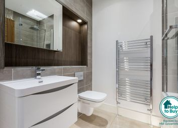 Thumbnail 1 bed flat for sale in Sperrin House, Brighton Road, Coulsdon