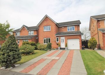 Thumbnail 4 bed detached house for sale in Forsyth Court, Lanark