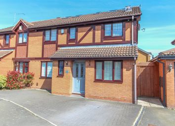 Thumbnail 8 bed semi-detached house for sale in Kirton Close, Coventry