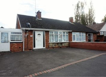 Thumbnail 2 bed semi-detached bungalow for sale in Astor Road, Kingswinford