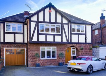 Thumbnail 4 bed detached house for sale in Waverley Road, Enfield