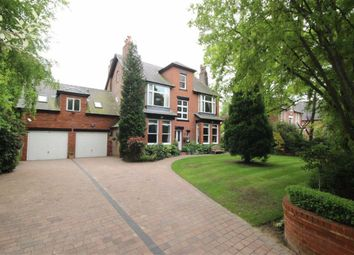 Thumbnail 6 bed detached house for sale in Westminster Road, Ellesmere Park, Eccles Manchester