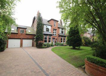 Thumbnail 6 bedroom detached house for sale in Westminster Road, Ellesmere Park, Eccles Manchester