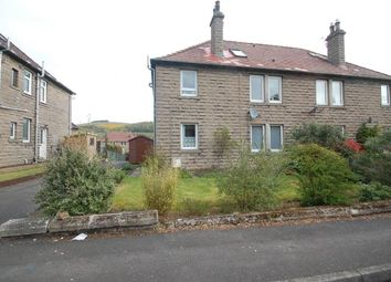 Thumbnail 2 bed flat to rent in 27 Tweed Terrace, Galashiels