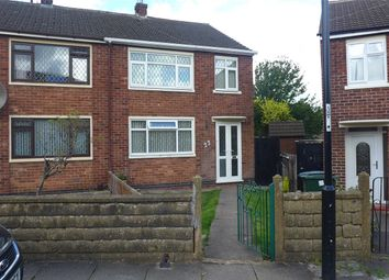Thumbnail 3 bed end terrace house to rent in Whitnash Grove, Wyken, Coventry, West Midlands