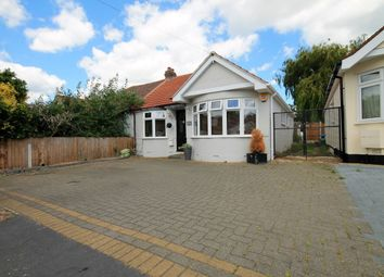 Thumbnail 3 bed bungalow for sale in Lawns Way, Collier Row, Romford