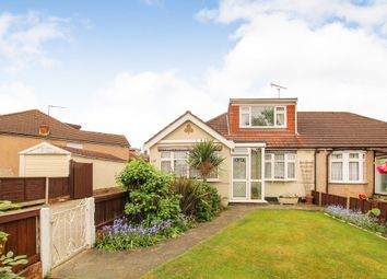 Thumbnail 4 bed semi-detached bungalow for sale in Chase Cross Road, Collier Row, Romford