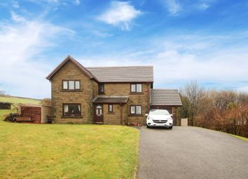 Thumbnail 4 bed detached house for sale in Moor View, Bacup, Rossendale