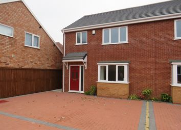 Thumbnail 3 bed semi-detached house for sale in Patricia Avenue, Birmingham