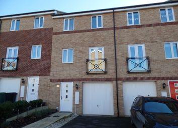 Thumbnail 3 bedroom property to rent in Teasel Way, Hampton Vale, Peterborough.