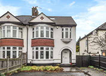 Thumbnail 4 bed semi-detached house for sale in Station Road, West Wickham