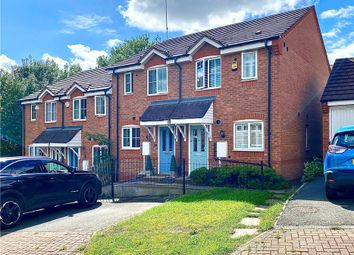 2 bed end terrace house for sale in Knotting Way, Coventry, West Midlands CV3