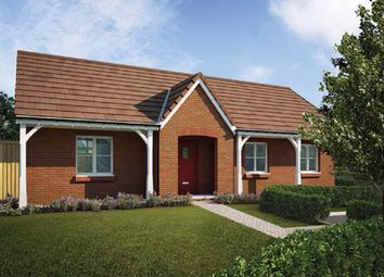 Thumbnail 3 bedroom detached bungalow for sale in William Morris Way, Tadpole Garden Village, Swindon