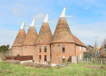 The Street, Ickham, Canterbury Kent, Kent CT3. 5 bed detached house for sale