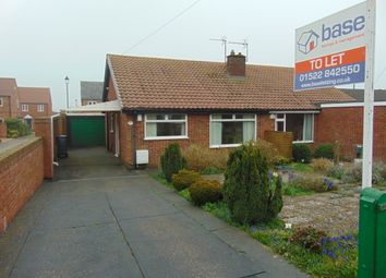 Thumbnail 2 bed bungalow to rent in Westfield Drive, North Greetwell